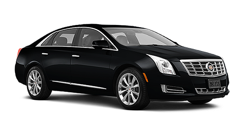 Cadillac XTS sedan car service Seattle