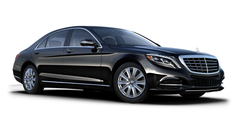Mercedes S550 Sabra luxury sedan