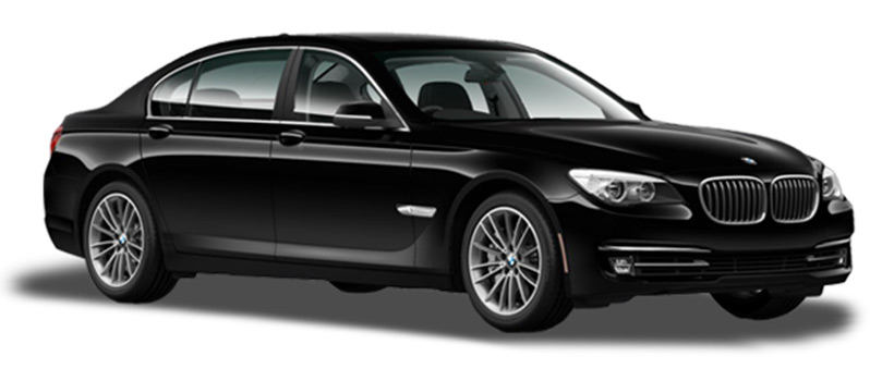 Seattle Car Service BMW 750iA