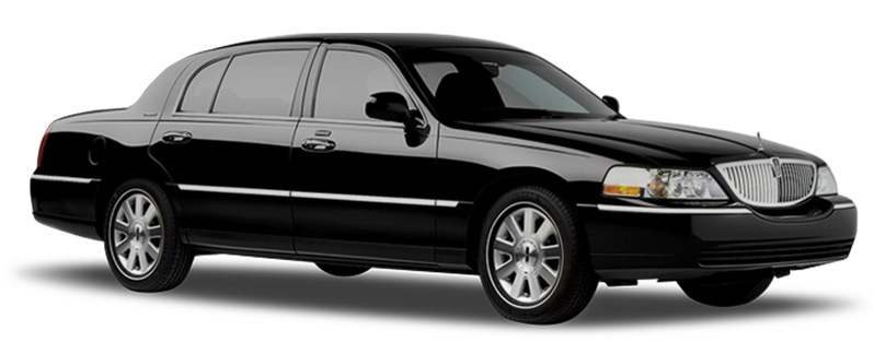 Black Car Service Seattle Lincoln Town car